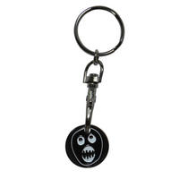 View Item The Mighty Boosh Gimp Mask Shopping Trolley Token/Coin Keyring